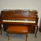 Story & Clark Console Upright Piano