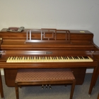 Knabe Console Classic Upright Piano