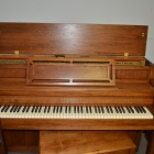 Henry F. Miller Console Upright Piano