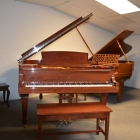 "Steinway Model A 6' 3"" Grand Piano Totally Restored"