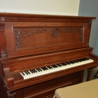 Willams and Sons - Restored Antique Upright Piano