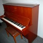 Yamaha U1 Silent Play Upright - Teak Wood Finnish