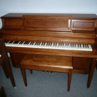 Henry F Miller Console Upright